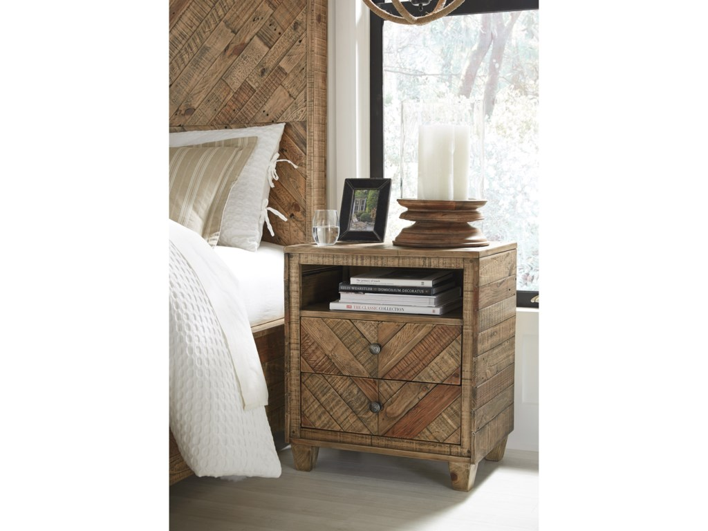 Signature Design by Ashley Grindleburg2-Drawer Nightstand