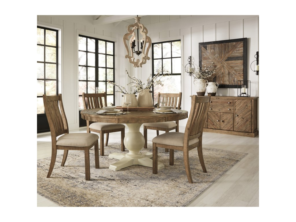 Signature Design by Ashley GrindleburgCasual Dining Room Group