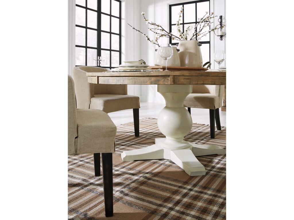 Signature Design by Ashley GrindleburgRound Dining Room Table