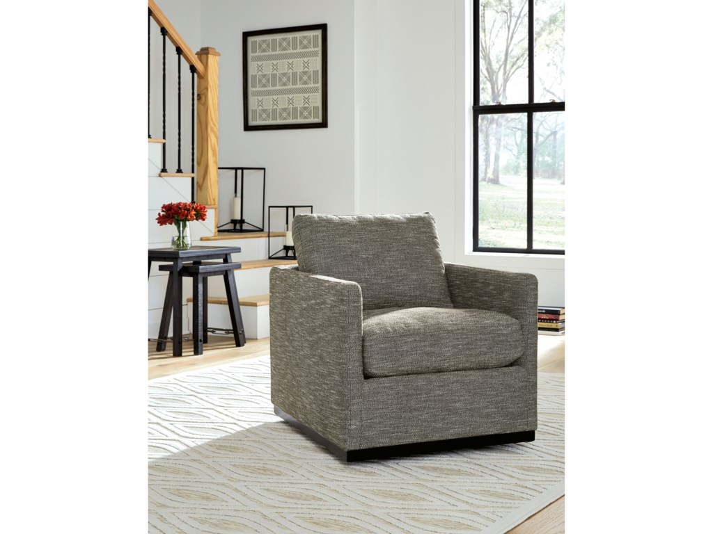 Signature Design by Ashley GronaSwivel Accent Chair