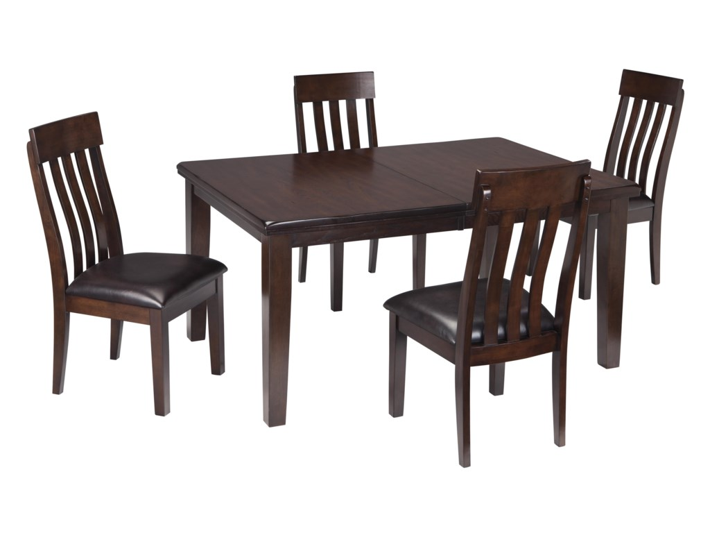 Signature Design by Ashley Haddigan5 Pc Dining Group