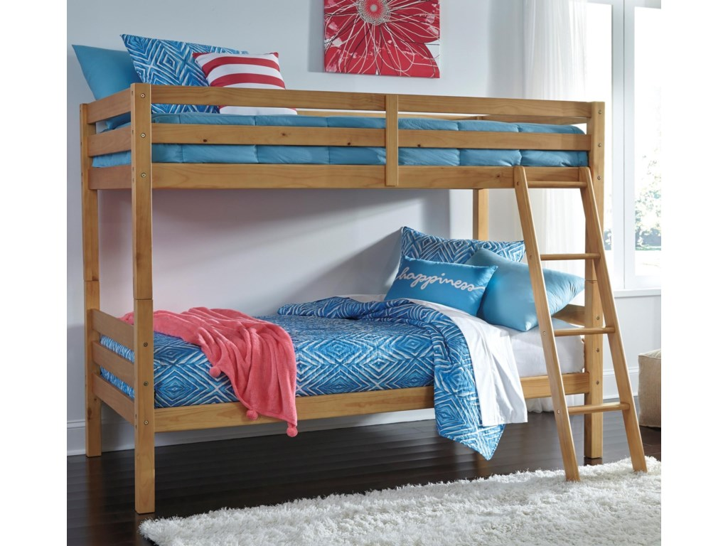 Signature Design by Ashley HallytownTwin/Twin Bunk Bed