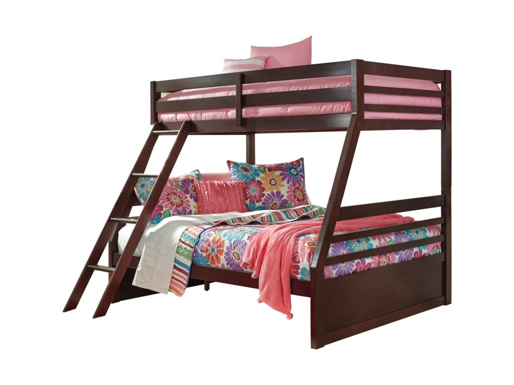 Ashley Signature Design HalantonTwin/Full Bunk Bed