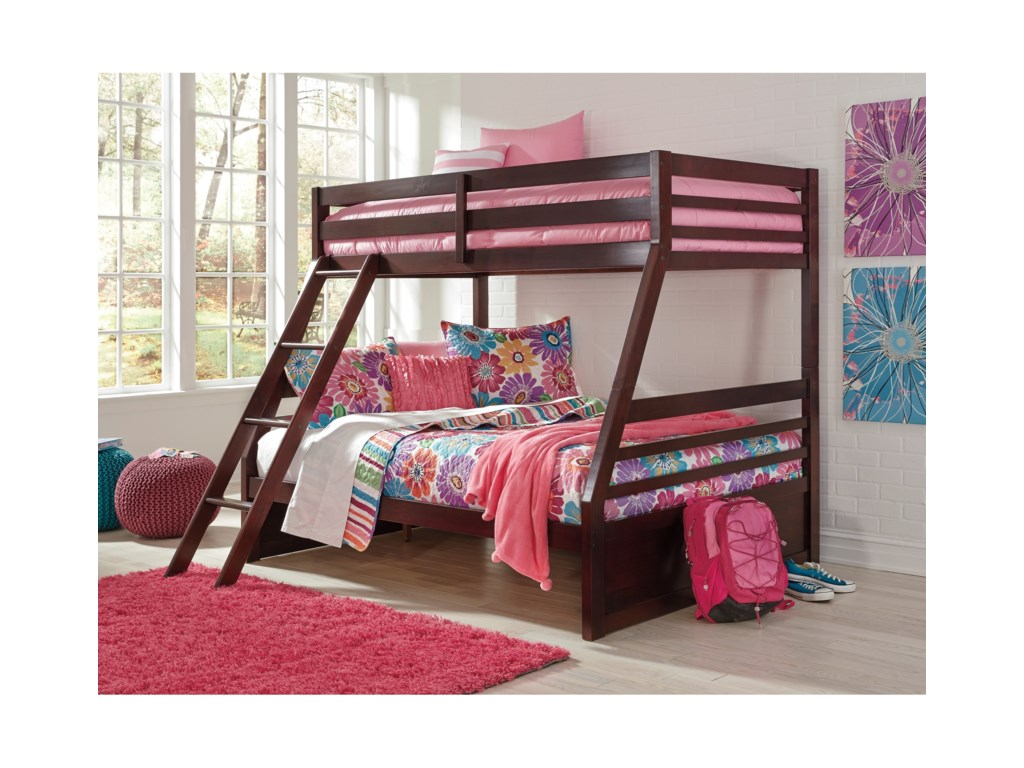 Signature Design by Ashley HalantonTwin/Full Bunk Bed