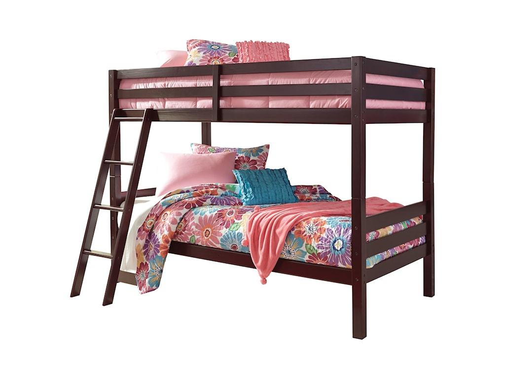 Signature Design by Ashley HalantonTwin/Twin Bunk Bed