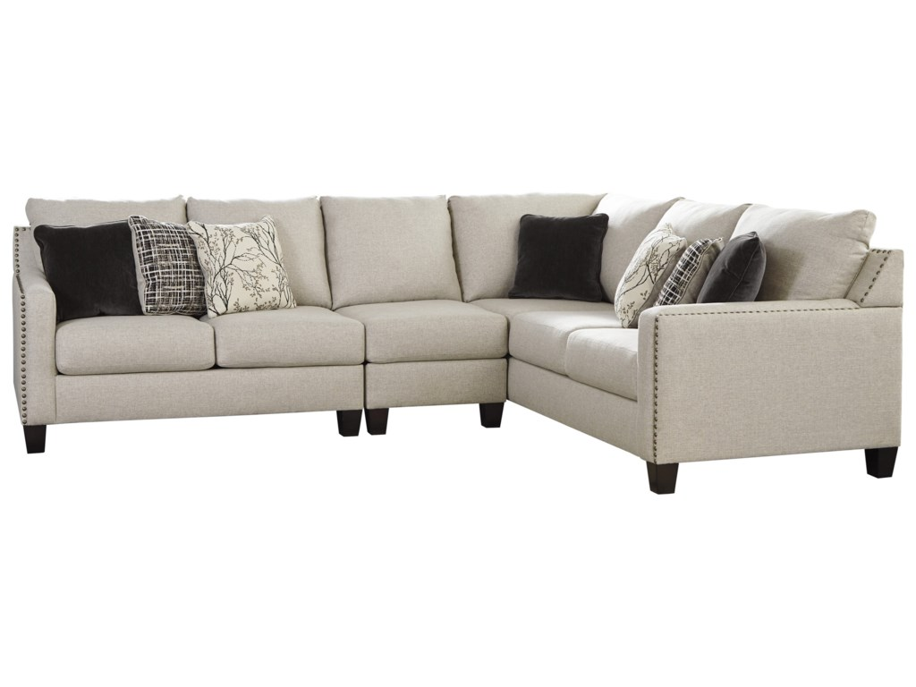 Signature Design by Ashley Hallenberg3 Piece Sectional