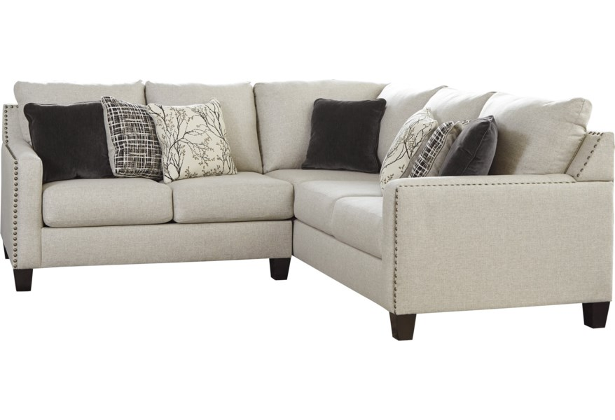 Ashley Hallenberg Two Piece Sectional