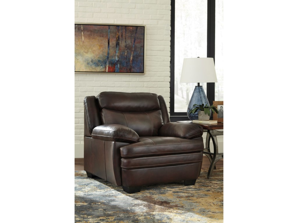 Signature Design by Ashley HannaloreChair & Ottoman