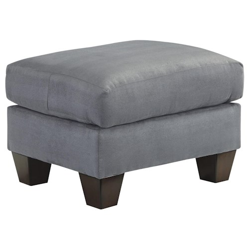 Signature Design by Ashley Talia Contemporary Ottoman