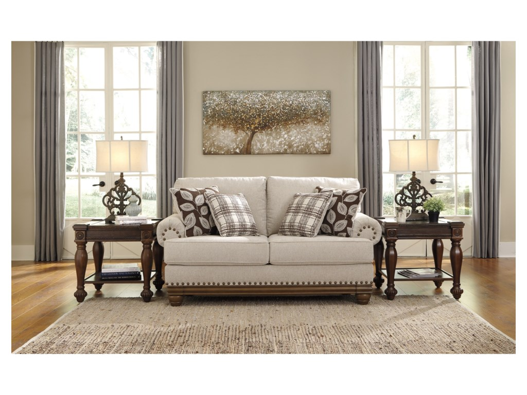 Signature Design by Ashley HarlesonLoveseat