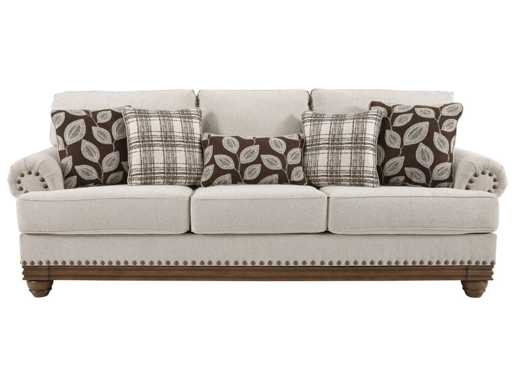 Signature Design By Ashley Harlesonsofa