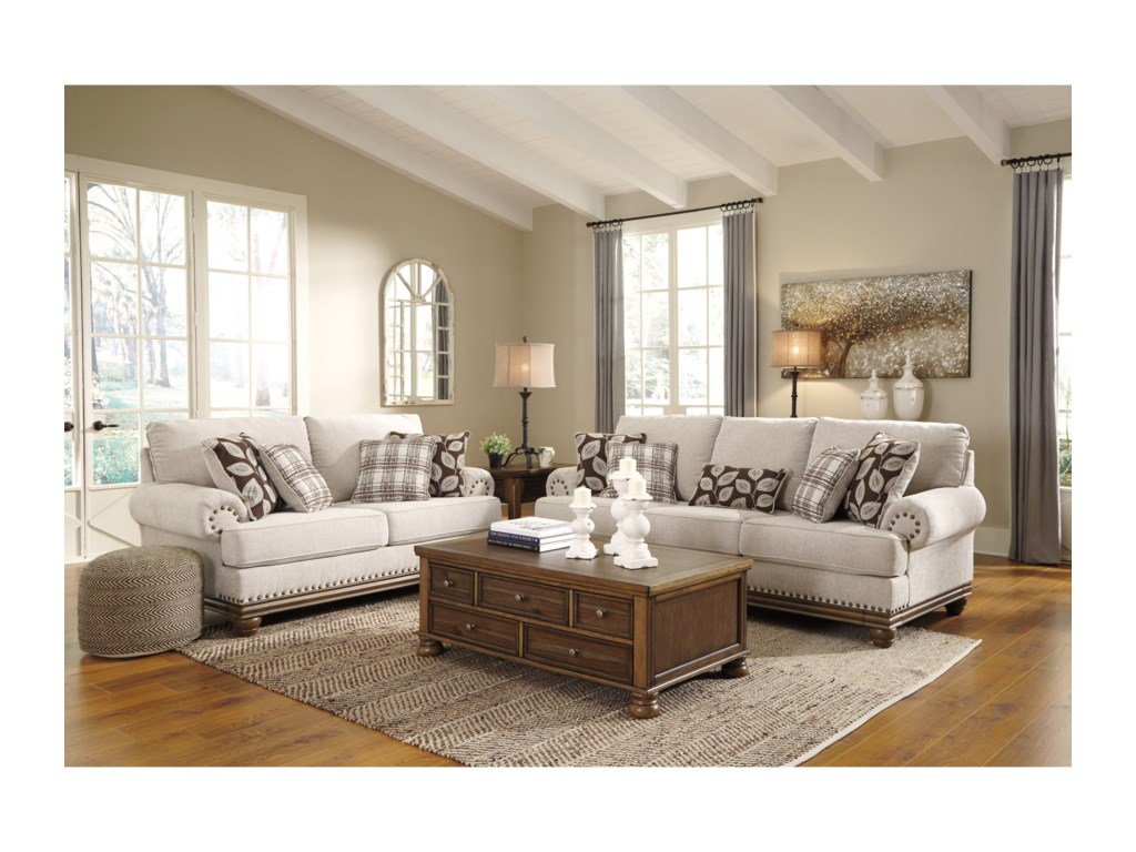 Ashley Signature Design HarlesonSofa