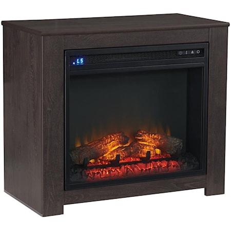 Small Fireplace