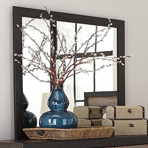 Signature Design by Ashley Harlinton Bedroom Mirror