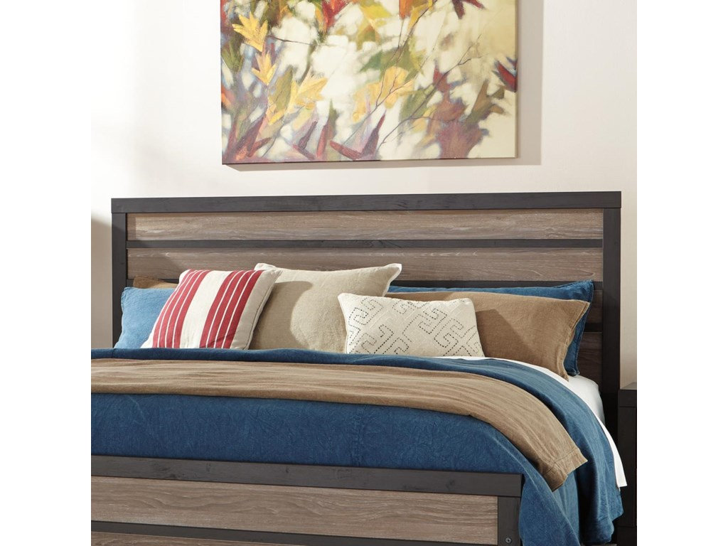Signature Design by Ashley HarlintonQueen/Full Panel Headboard
