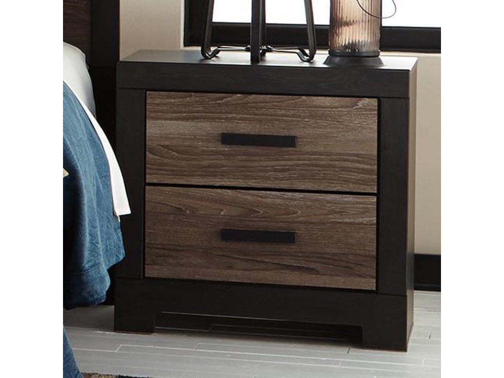 Signature Design by Ashley Harlinton2-Drawer Nightstand