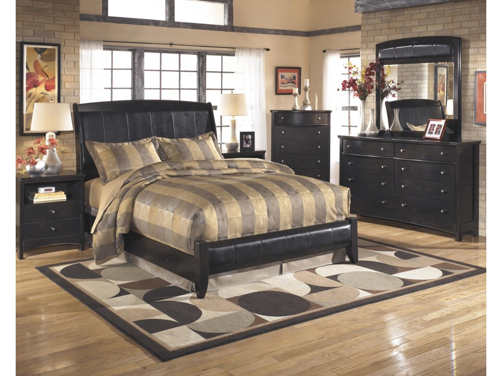 Signature Design by Ashley HarmonyKing Bedroom Group