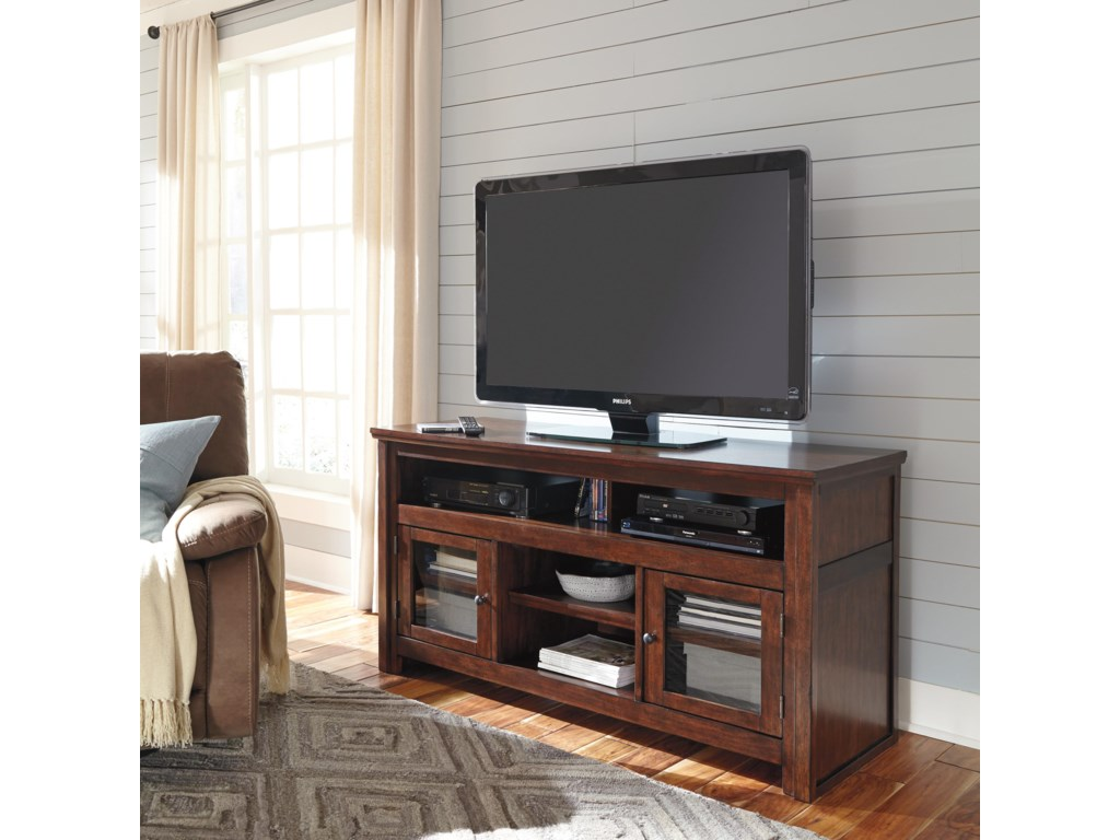 Signature Design by Ashley HarpanLarge TV Stand