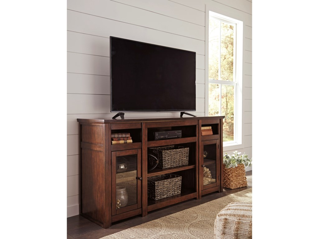 Signature Design by Ashley HarpanExtra Large TV Stand