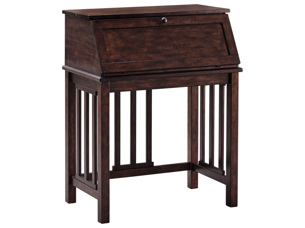 Signature Design By Ashley Harpanhome Office Drop Front Desk