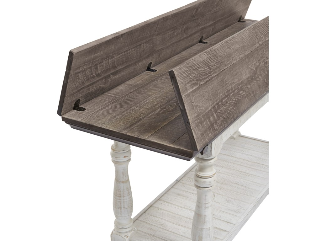 Signature Design by Ashley HavalanceFlip Top Sofa Table