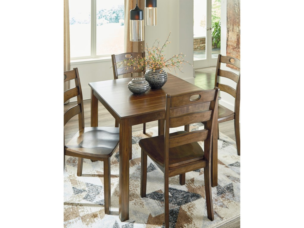 Signature Design by Ashley HazelteenDining Table and Chair Set