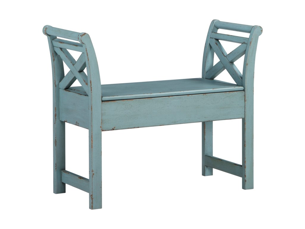 Signature Design by Ashley Heron RidgeAccent Bench