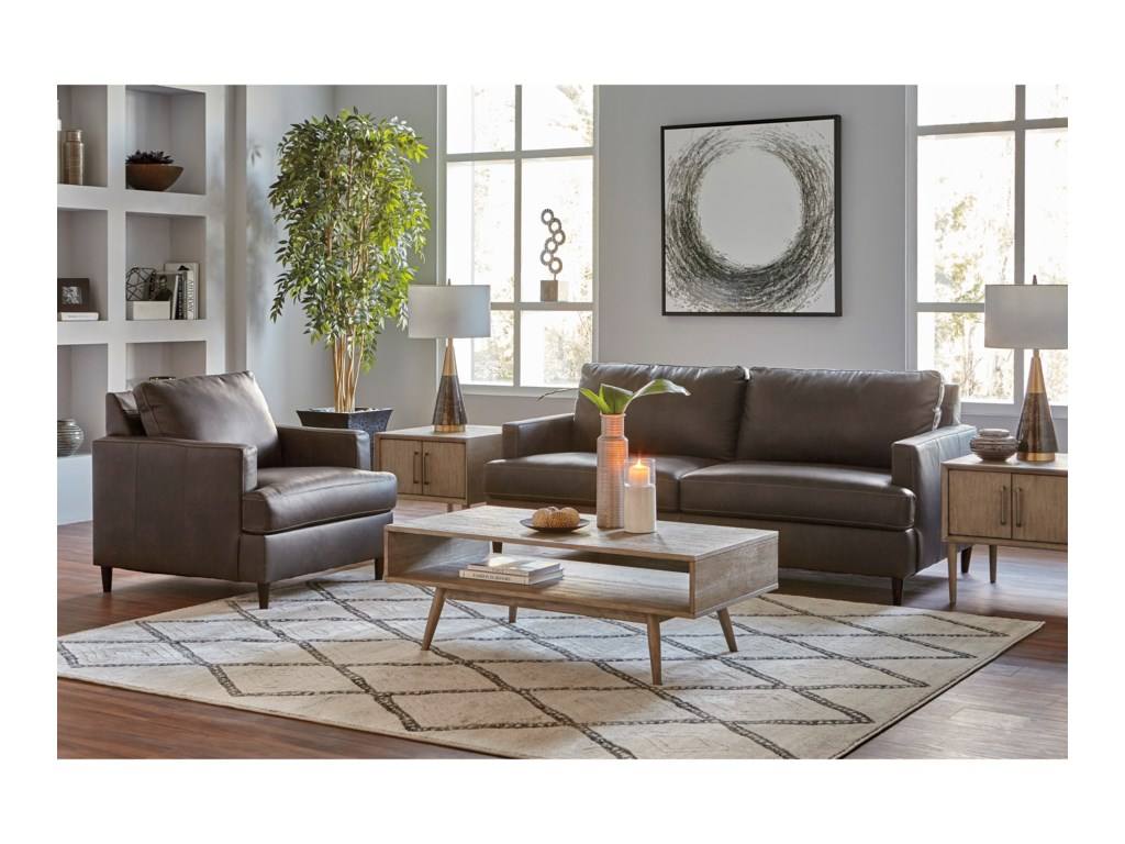 Signature Design by Ashley HettingerStationary Living Room Group