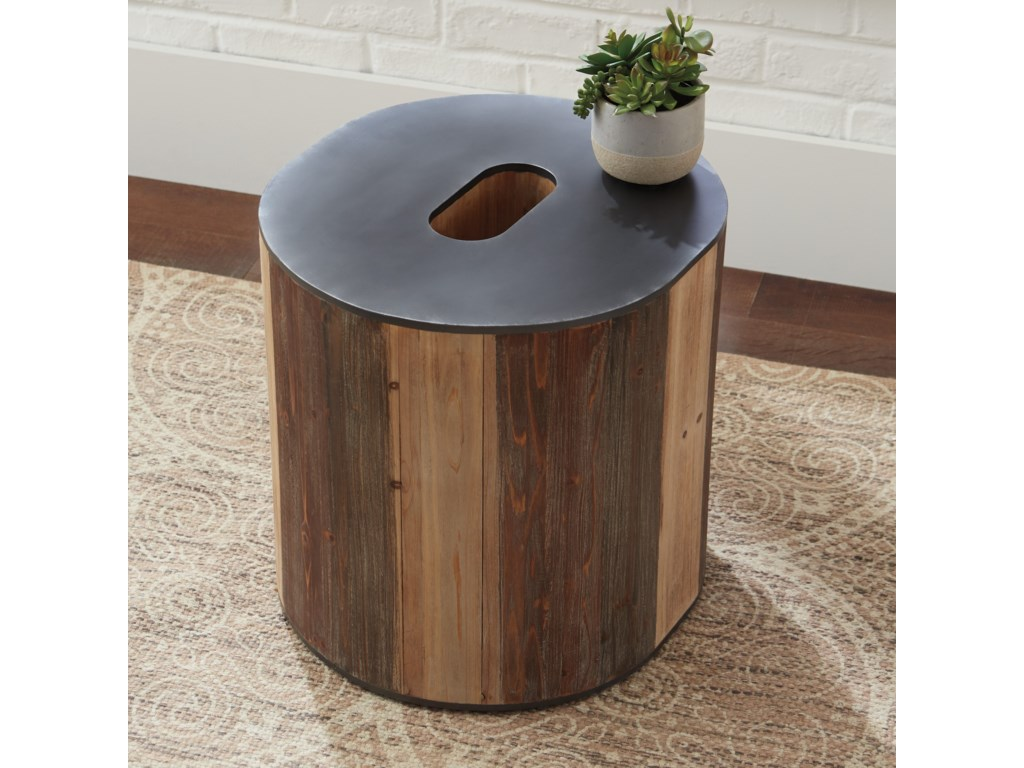 Ashley Signature Design HighmenderAccent Table