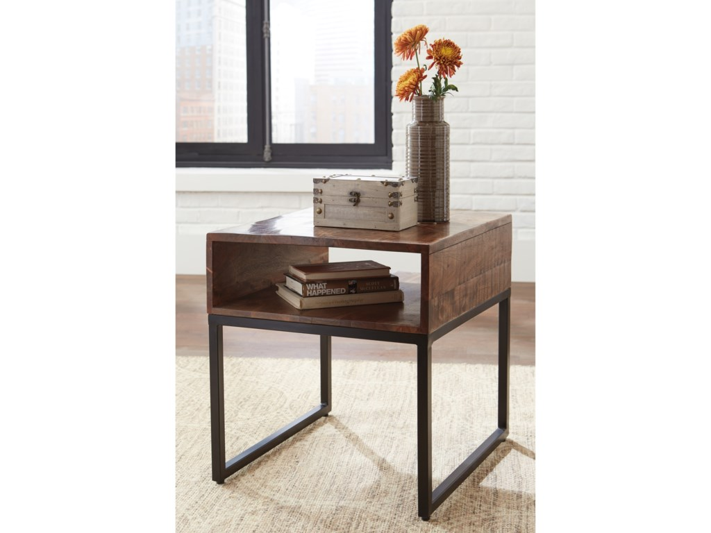 Signature Design by Ashley HirvantonRectangular End Table