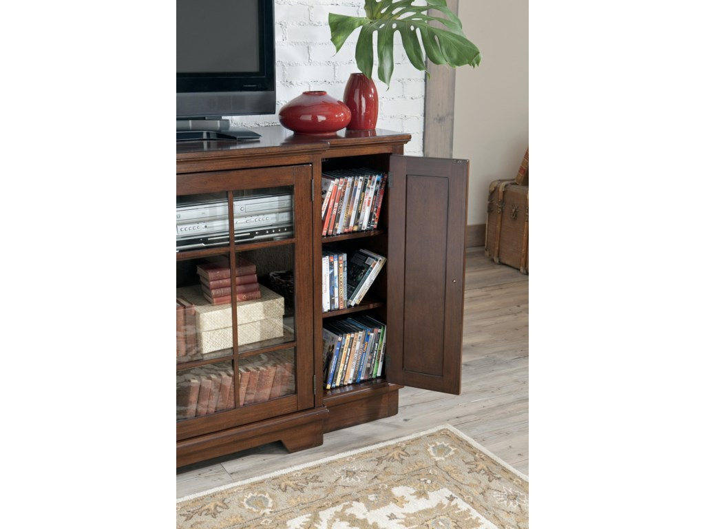 Signature Design by Ashley HodgenvilleTall Extra Large TV Stand