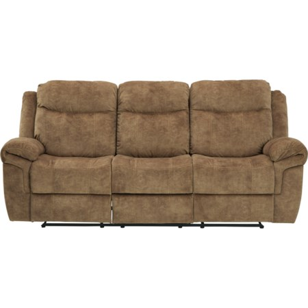 Reclining Sofa w/ Drop Down Table