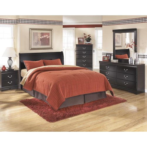 Signature Design by Ashley Huey Vineyard King Bedroom Group