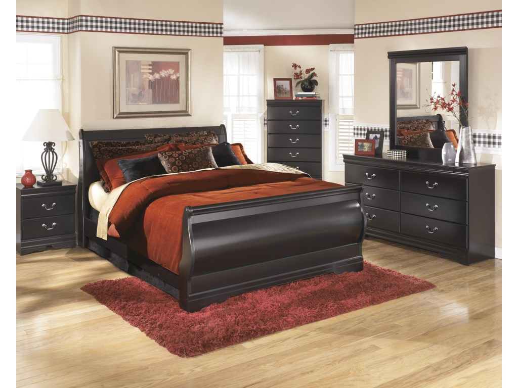 Signature Design by Ashley Huey VineyardKing Bedroom Group