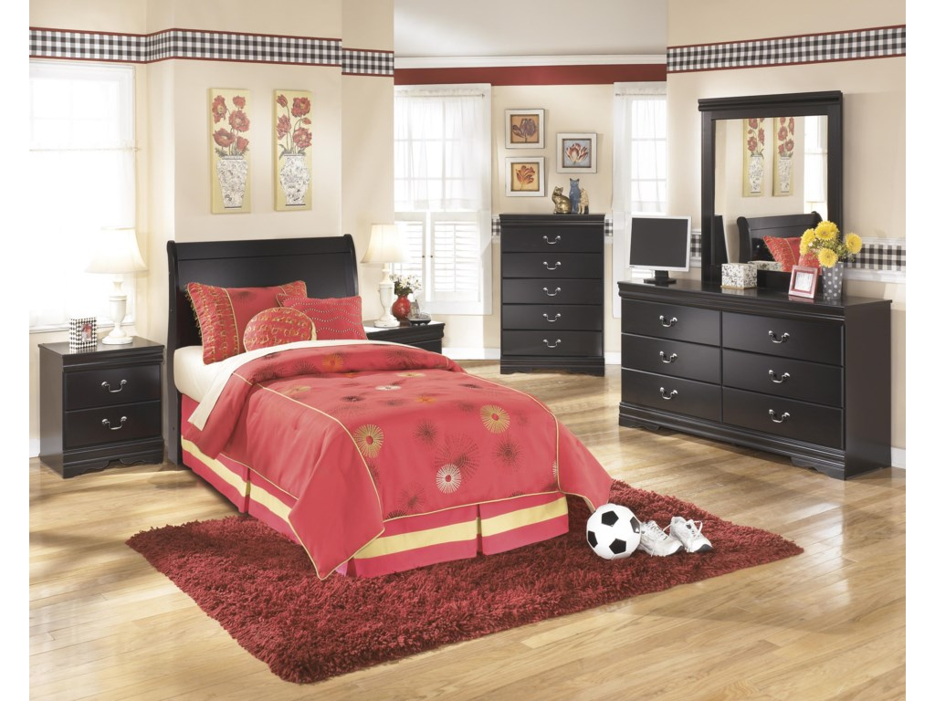 Signature Design by Ashley Huey VineyardTwin Bedroom Group