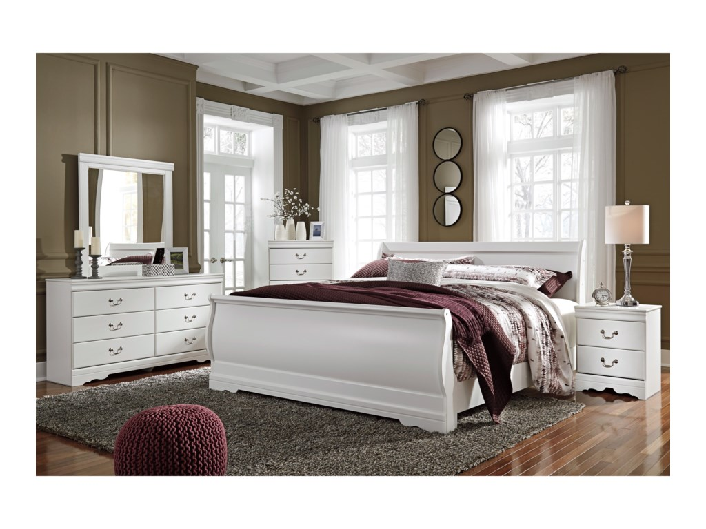 Signature Design by Ashley AnarasiaKing Bedroom Group