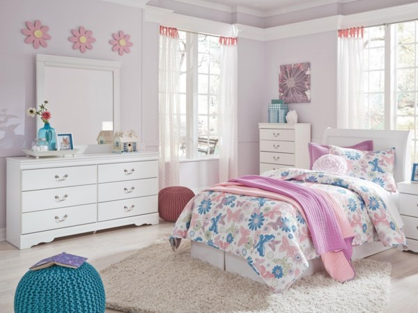 3-Piece Twin Bedroom Group