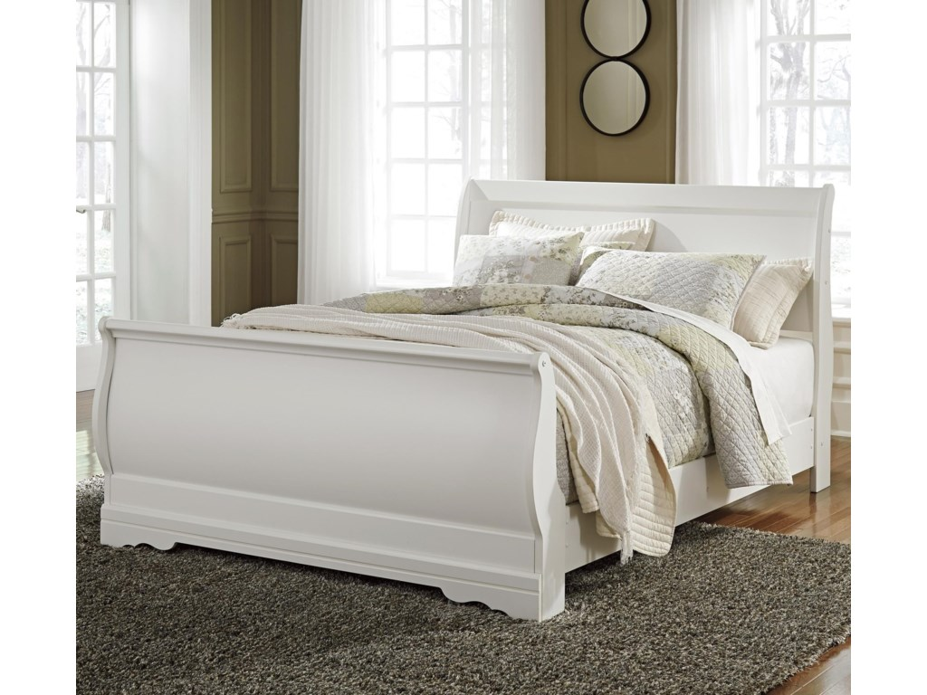 Signature Design by Ashley AnarasiaQueen Sleigh Bed