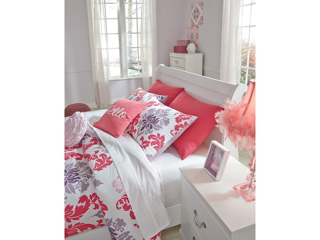 Signature Design by Ashley AnarasiaFull Sleigh Bed