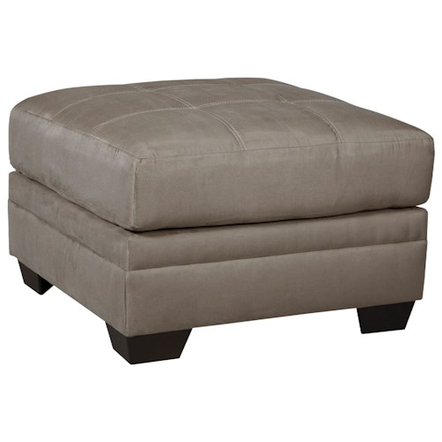 Signature Design by Ashley Iago Oversized Accent Ottoman