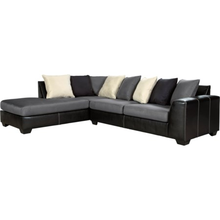 Sectional Sofa with Chaise