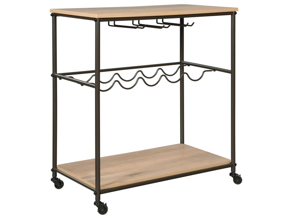 Signature Design by Ashley JadonportBar Cart