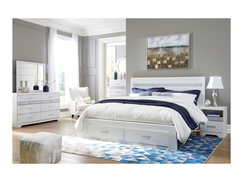 Signature Design by Ashley JalloryKing Bedroom Group