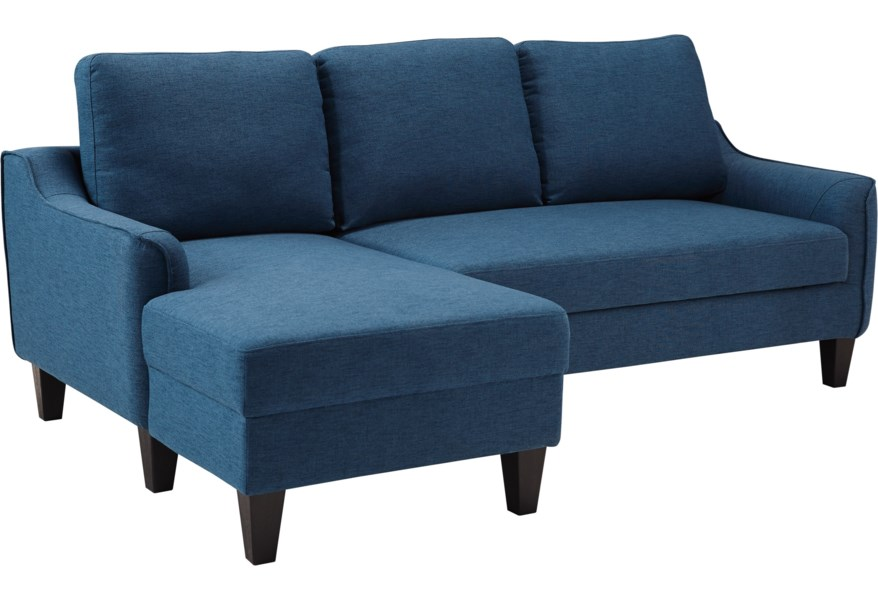 Jarreau Queen Sofa Sleeper with Pullout Cushion by Signature Design by  Ashley at Furniture and ApplianceMart