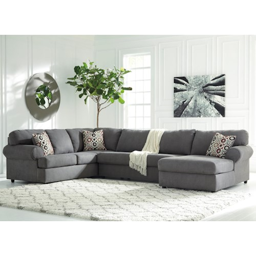 Ashley Furniture Superstore: Signature Design By Ashley Jayceon 3-Piece Sectional With