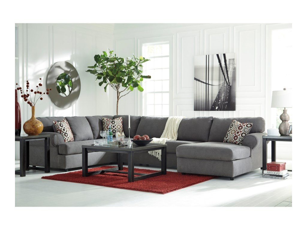 Signature Design by Ashley Jayceon3-Piece Sectional with Chaise