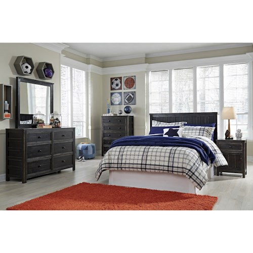 Signature Design by Ashley Jaysom Full Bedroom Group