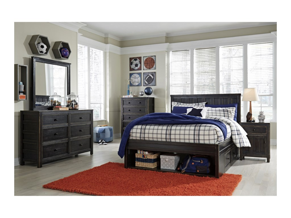 Ashley (Signature Design) JaysomTwin Bedroom Group