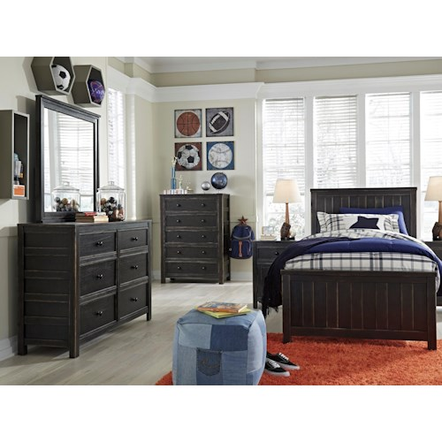 Signature Design by Ashley Jaysom Twin Bedroom Group