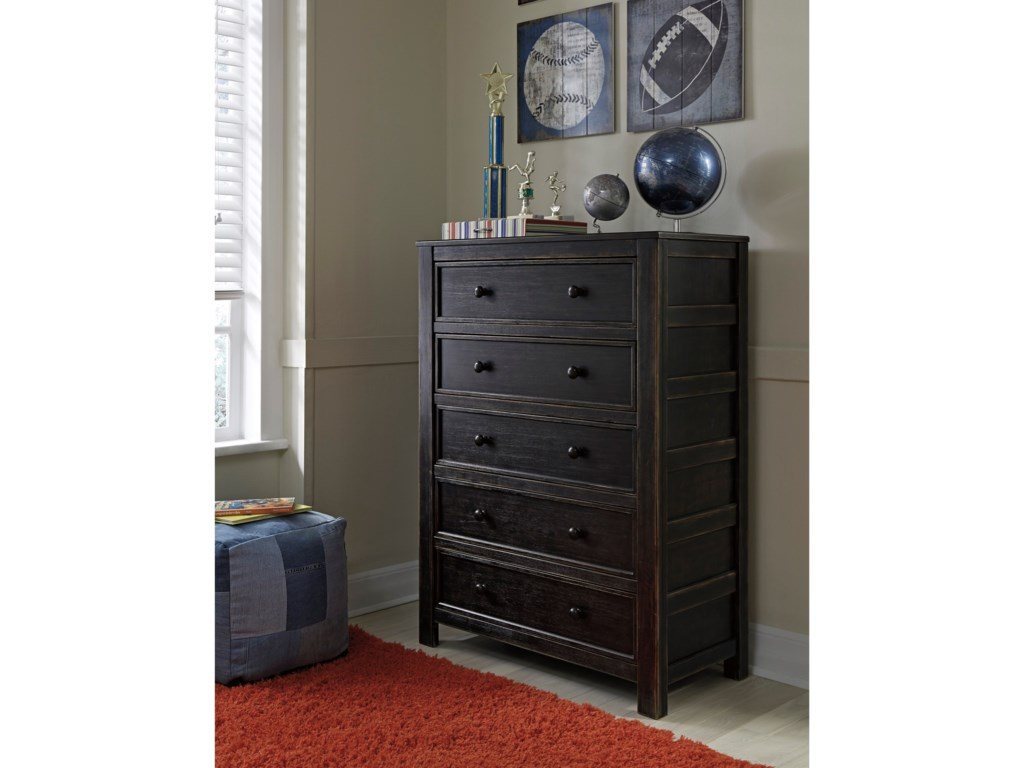 Signature Design by Ashley JaysomFive Drawer Chest
